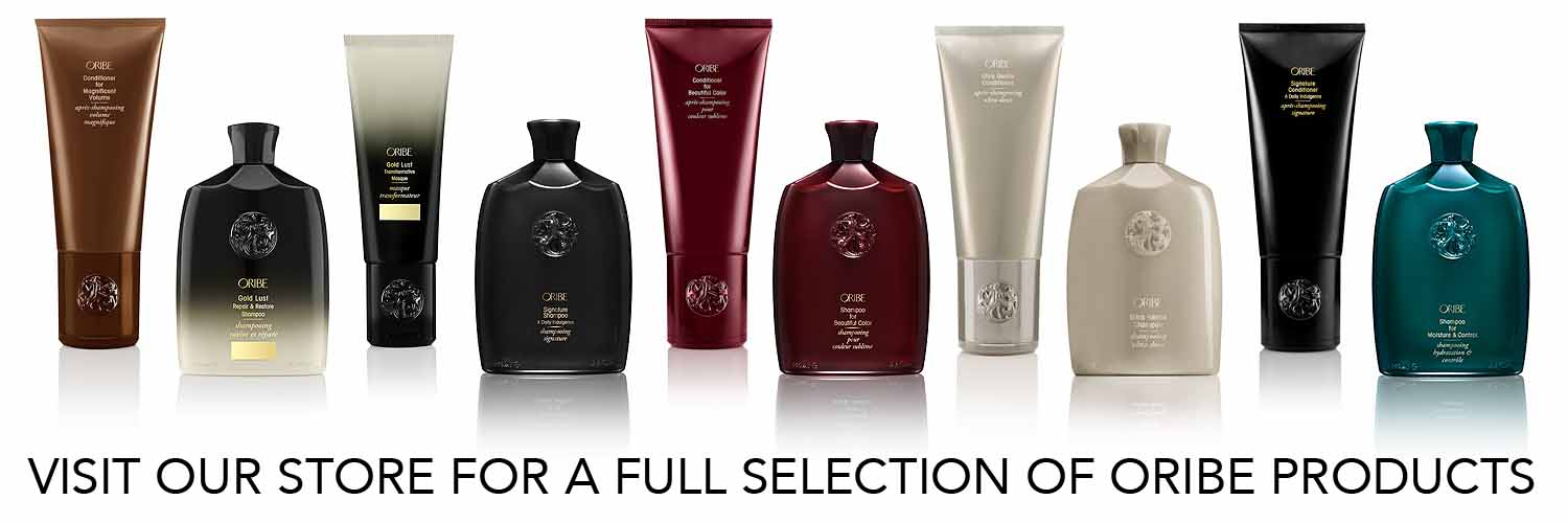 Oribe Hair Salon Kennebunkport Maine, Oribe Products, Southern Maine, Portland, Biddeford, York, Portsmouth NH
